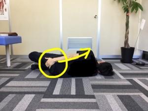 大腿四頭筋寝3