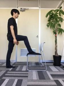ハム椅子1